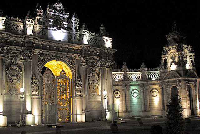 Dolmabahçe Palace Istanbul - Photo by Mickey Bo