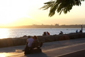 Marmara Sea & Hang out in Istanbul