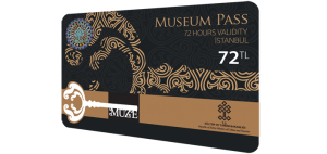 Museum Pass Istanbul Card