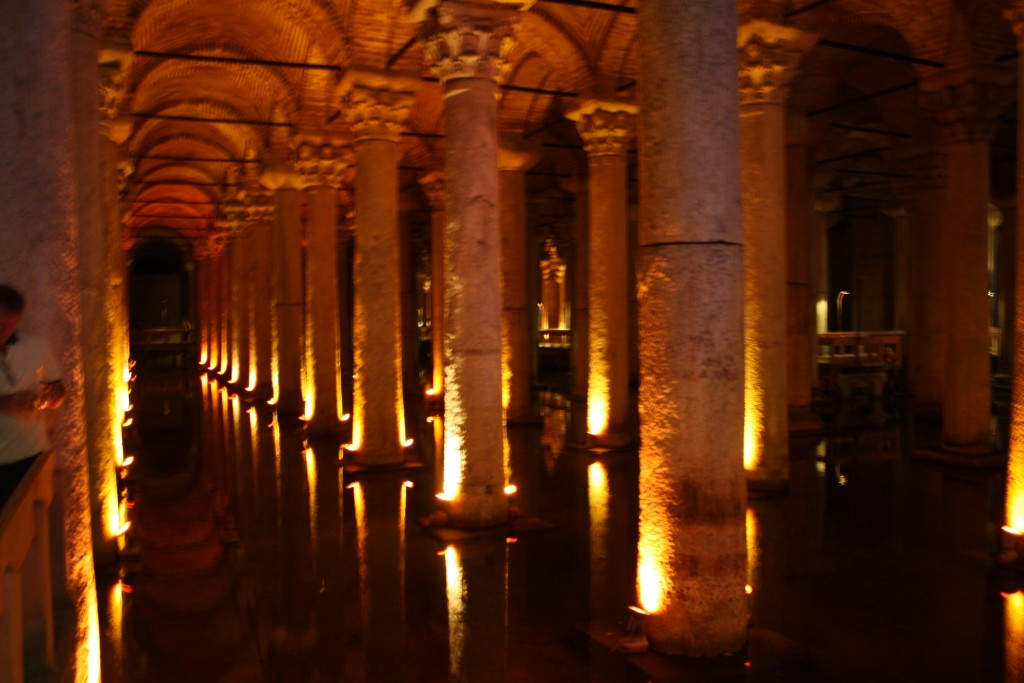 Old Istanbul Tour - Basilica Cistern