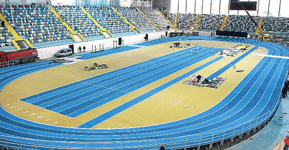 Ataköy Athletics Arena
